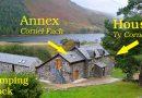 Cornel campsite, Snowdonia