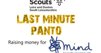 Last Minute Panto